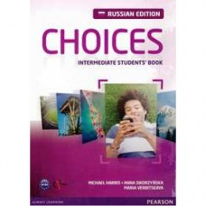 Choices Intermediate Student's Book + MyEnglishLab