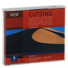 New Cutting Edge Elementary Class Audio CDs