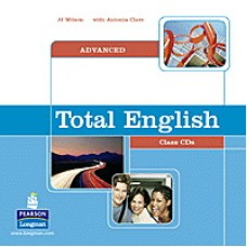 Total English Advanced Class Audio CDs