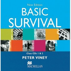 Basic Survival New Edition Audio CD