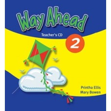New Way Ahead 2 Audio CD