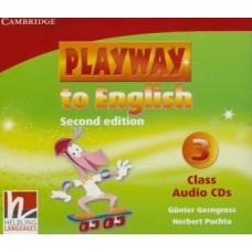 Playway to English Level 3 Class Audio CDs