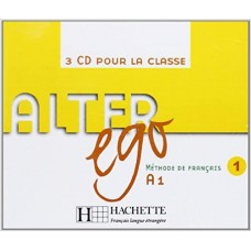 Alter Ego 1 CD audio classe