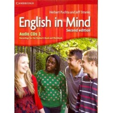 English in Mind (2nd Edition) Level 1 Audio CDs
