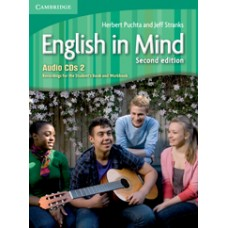 English in Mind (2nd Edition) Level 2 Audio CDs