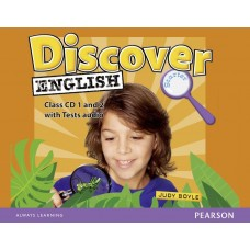 Discover English Starter Class Audio CDs
