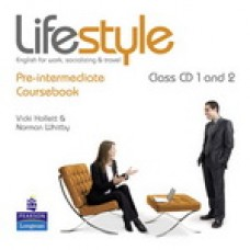 Lifestyle Pre-Intermediate Class Audio CDs