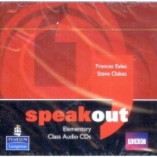 Speakout Elementary Class CD