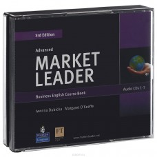 Market Leader (3rd Edition) Advanced Class Audio CD