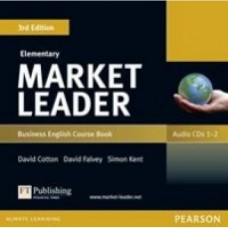Market Leader (3rd Edition) Elementary Class Audio CD