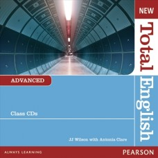 New Total English Advanced Class Audio CDs