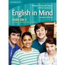 English in Mind (2nd Edition) Level 4 Audio CDs