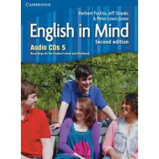 English in Mind (2nd Edition) Level 5 Audio CDs