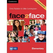 face2face (2nd edition) Elementary Class Audio CDs