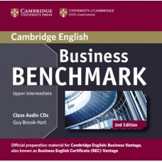 Business Benchmark (2nd) Upper-Intermediate Business Vantage Class Audio CDs