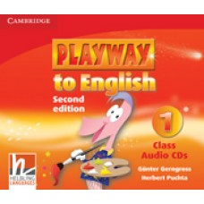 Playway to English Level 1 Class Audio CDs