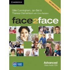 face2face (2nd edition) Advanced Class Audio CDs