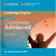 Complete Advanced (2nd) Class Audio CDs