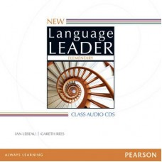 New Language Leader Elementary Class Audio CD (Лицензия)