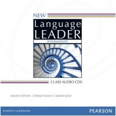 New Language Leader Intermediate Class Audio CD (Лицензия)