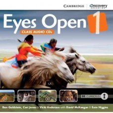 Eyes Open Level 1 Class Audio CDs