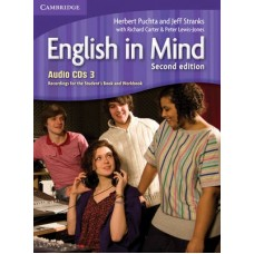 English in Mind (2nd Edition) Level 3 Audio CDs
