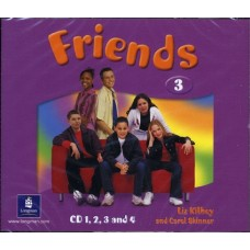 Friends 3 Class CD