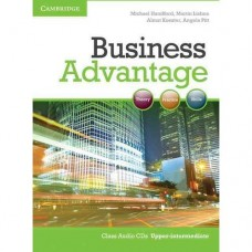 Business Advantage Upper-intermediate Audio CDs