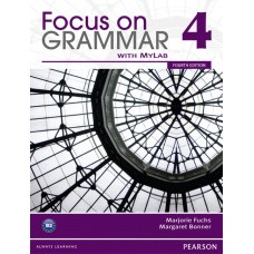Focus on Grammar (4th) Level 4 Student's Book + MyEnglishLab
