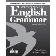 Fundamentals of English Grammar (4th) Student Book + Audio CD without Key