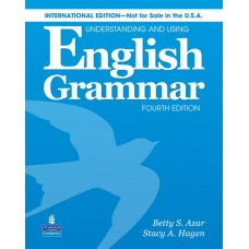 Understanding & Using English Grammar (4th) Student Book + Audio CD without Key