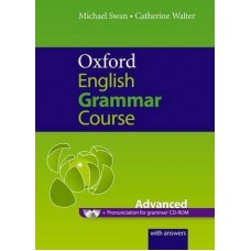 Oxford English Grammar Advanced with Answers + CD-ROM Pack