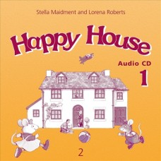 Happy House 1 Audio CD