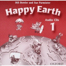Happy Earth 1 Class Audio CDs