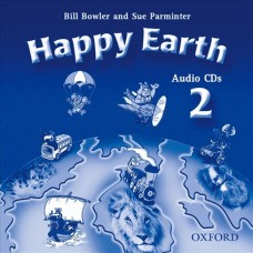 Happy Earth 2 Class Audio CDs
