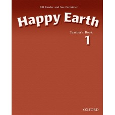 Happy Earth 1 Teacher's Book