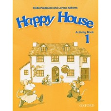 Happy House 1 Activity Book + Multi-ROM Pack