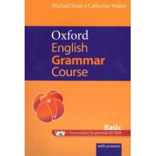 Oxford English Grammar Basic with Answers + CD-ROM Pack