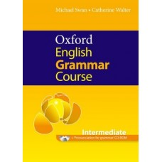 Oxford English Grammar Intermediate without Answers + CD-ROM Pack