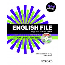 English File (3rd edition) Beginner Student's Book + iTutor DVD-ROM + Online Skills Practice Pack