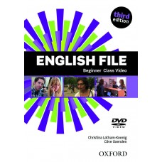 English File (3rd edition) Beginner Class DVD
