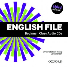 English File (3rd edition) Beginner Class Audio CDs