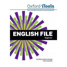 English File (3rd edition) Beginner iTools DVD-Rom