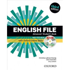 English File (3rd edition) Advanced Student's Book + iTutor DVD-ROM + Online Skills Practice Pack