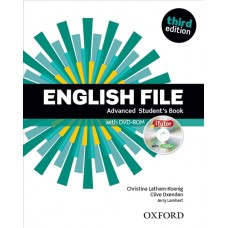 English File (3rd edition) Advanced Student's Book + iTutor DVD-ROM