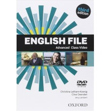 English File (3rd edition) Advanced Class DVD
