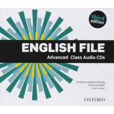 English File (3rd edition) Advanced Class Audio CDs