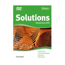 Solutions (2nd) Elementary DVD