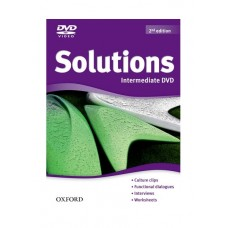 Solutions (2nd) Intermediate DVD