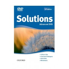 Solutions (2nd) Advanced DVD